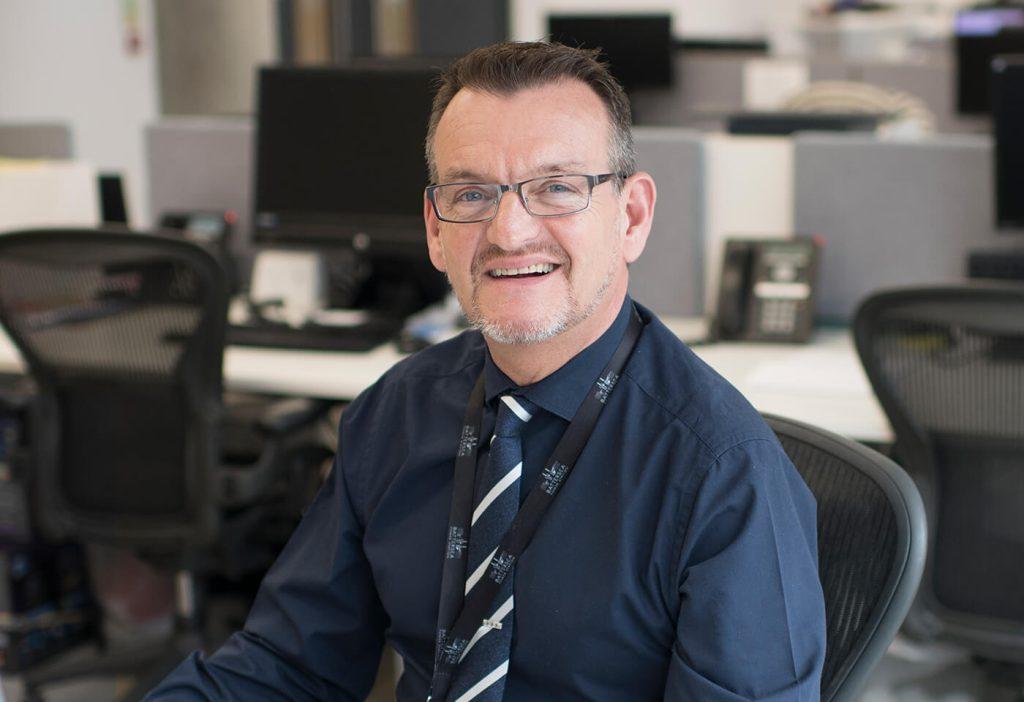 James Moran, Aftercare Manager, BPSE Management